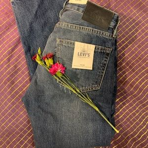 Levi's Made & Crafted Slim Crop Jeans 1440